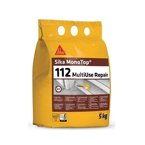 Sika MonoTop-112 MultiUse Repair (5 kg)