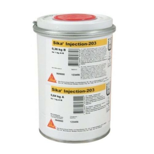 Sika Injection-203 (AB) (15,5 kg)